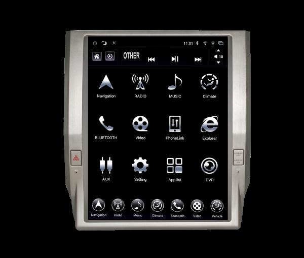 TS-TYPU12-1RR-9 Toyota Tundra GEN II T-Style Radio