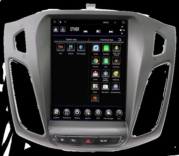TS-FDFC09-7RR-B – 2013-2018 Ford Focus Generation 4 T-Style Radio (No HDMI Input)