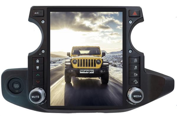 2018-2021 JeepJL Generation IV T-Style Radio TS-JPJL12-1RR-4A